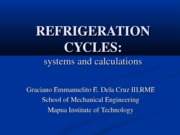 6 REFRIGERATION CYCLES edited