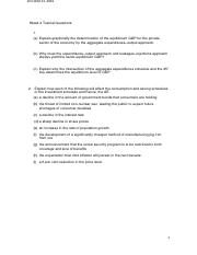 W4 tute questions