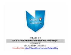 Week 7-8 - Communications Plan and Final Project.pdf