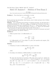 MAT157- Second term exam