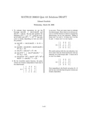 MATH122-200610-QZ04a-Solutions