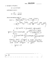 Fourier_Series_Problems ECE 45