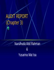 TOPIC 14 - AUDIT REPORT (1).ppt