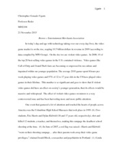 Law Research Paper Mid-Point