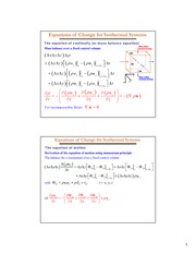 C4-Isothermal Equations of Change