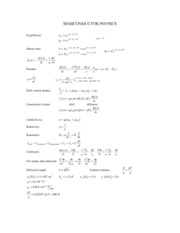 EE 128 Equation Paper