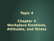 Topic_4_Chap_4_Workplace_Emotions_Attitudes_and_Stress