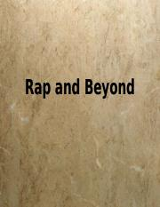 Women and Rap.ppt