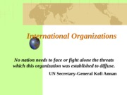 About the United Nations
