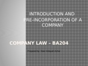 Ch1-_INTRODUCTION_AND_PRE-INCORPORATION_OF_A_COMPANY