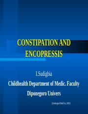 193350921-Constipation-and-Encopressis-Undergrad-2003.ppt