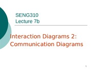 Lec 7b Communication Diagrams