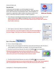 phet molecule polarity simulation answer key