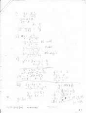 (AP)Calc-Summer assingment ReTest work