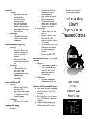 Depression Brochure.doc