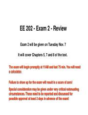 EE 202 - Exam 2  Review - Fall  2017.pdf
