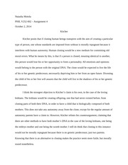 essay human cloning bad Human cloning essay - this is on the topic of cloning humans to use their body parts you are asked if you agree with human cloning to use their body parts, and what.