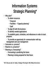 IS Strategic Planning.ppt