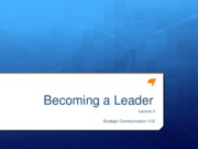 Lecture_3_Becoming a Leader (BB)_F_2010