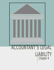 Legal Liability of CPAs.pptx