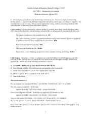 Midterm Solution ACC9811 Spring 2013 (5)