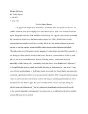 Tender Is the Night Term Paper Abstract.docx