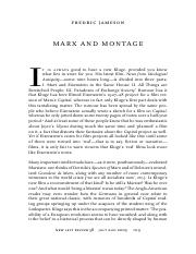 Fredric Jameson, Marx and Montage, NLR 58, July-August 2009.pdf