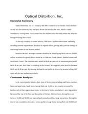 optical distortion inc odi