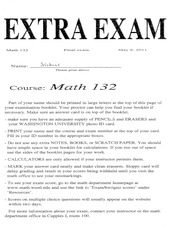Final Exam Solutions Spring 2011