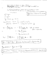 math244 winter05 exam2 key