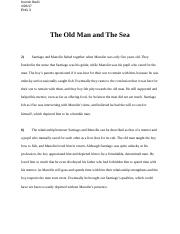 Old Man and The Sea.docx
