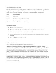 Short_Essay_Questions_For_Final_Exam