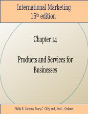 Student_International_Marketing_15th_Edition_Chapter_14.ppt