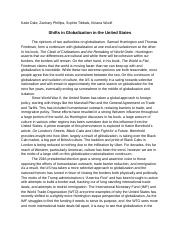 Globalization Paper #1 - Nigeria Group.docx
