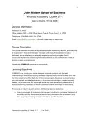COMM 217-Couse Outline.Fall09-Sec E