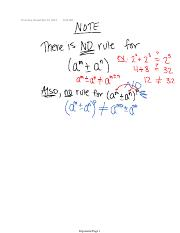Properties for Simplifying Exponential Expressions (11-13-14).pdf