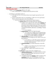 POLS4790 - Class Notes