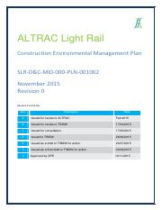ALTRAC_Construction_Environment_Management_Plan_Rev_0