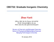 CBC 722-1 Si based