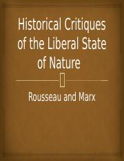 Lecture Three - Historical Critiques of State of Nature.pptx