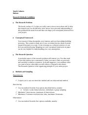 Youth Cultures_Research Methods guidelines