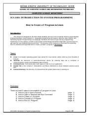 Chapter 03 - Intro to C programming.doc