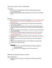 Islamic Extremism Paper Outline.docx