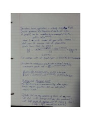 derivatives notes