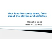Your+favorite+sports+team,+facts+about+the