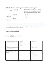 Solving 2x2 System of Equations by Substitution.docx