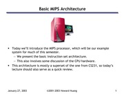 02-Basic-MIPS-architecture
