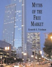 Friedman - Myths of the Free Market (2003).pdf