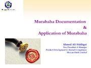 Murabaha - Documentation Practical Issues by Ahmed Ali (2)