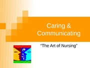 Caring & Communicating S (1)